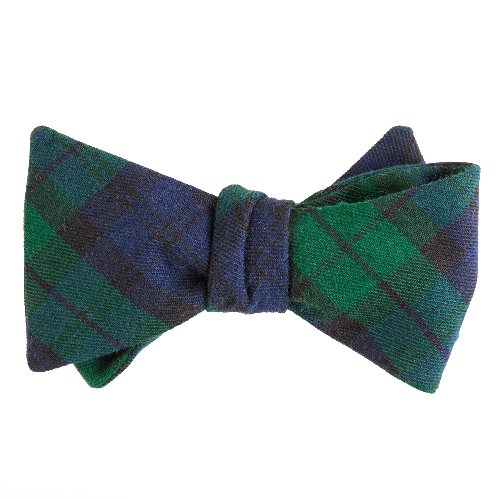Mill City Fineries Black Watch Bow Tie