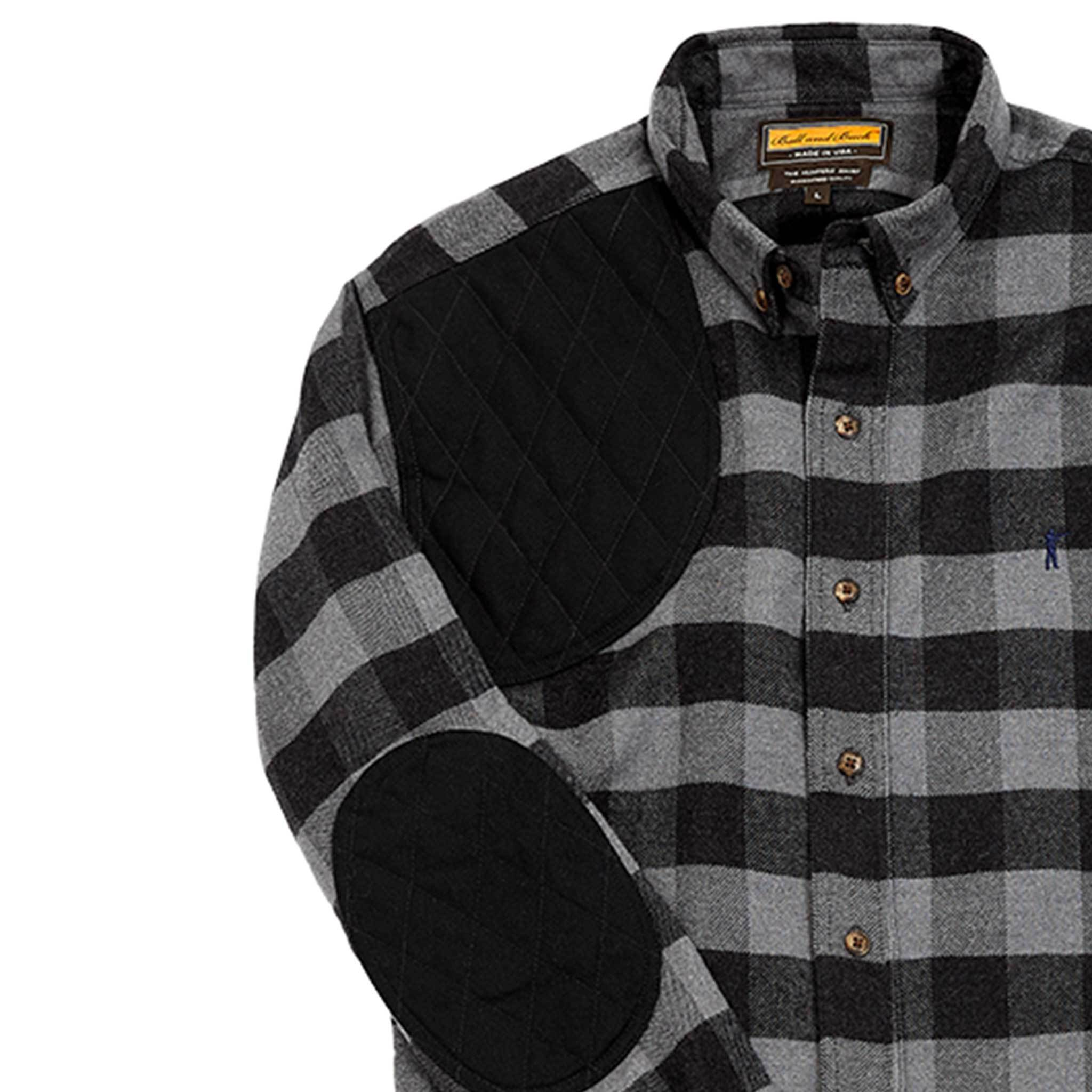 Premium Hunters Shirt, Bighorn/Quilted Duck