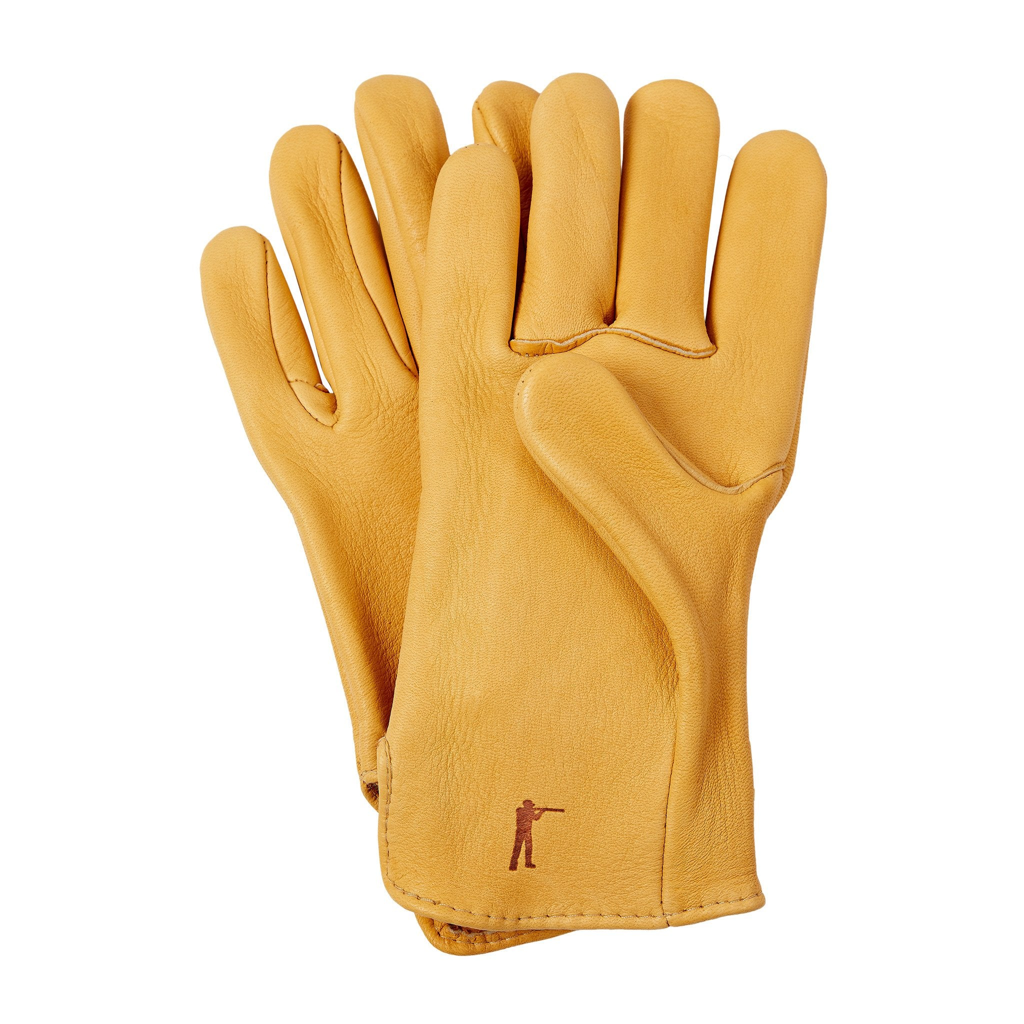 Elkskin Leather Gloves Unlined