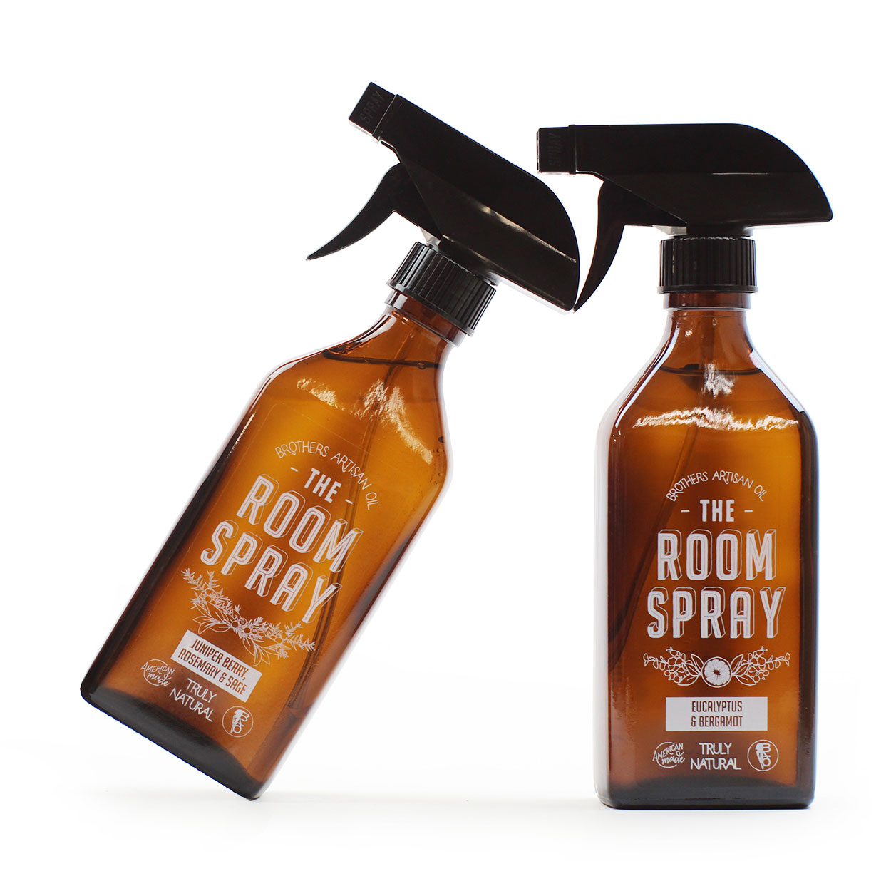 The Room Spray: Eucalyptus & Bergamot