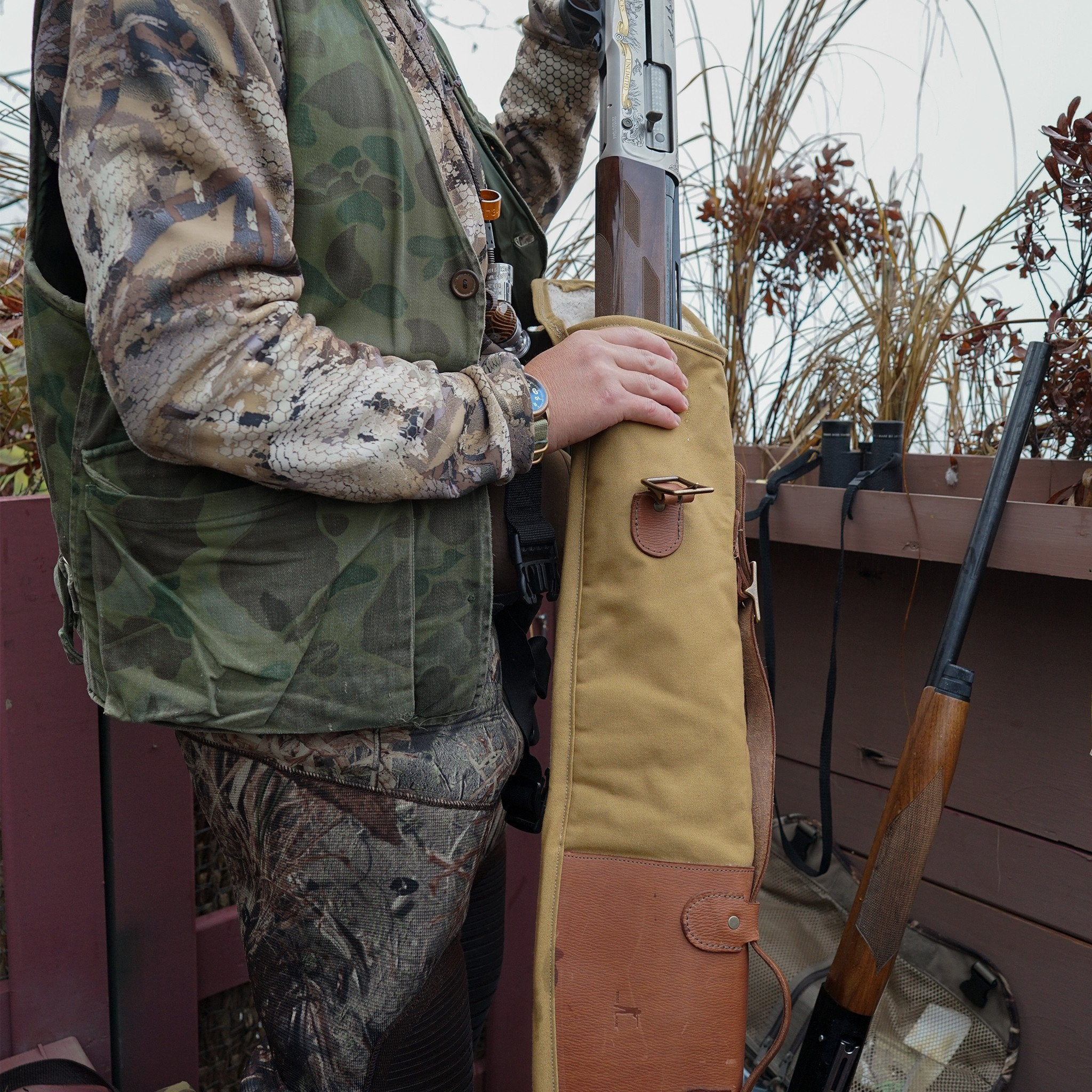 The Sportsmans Gun Case