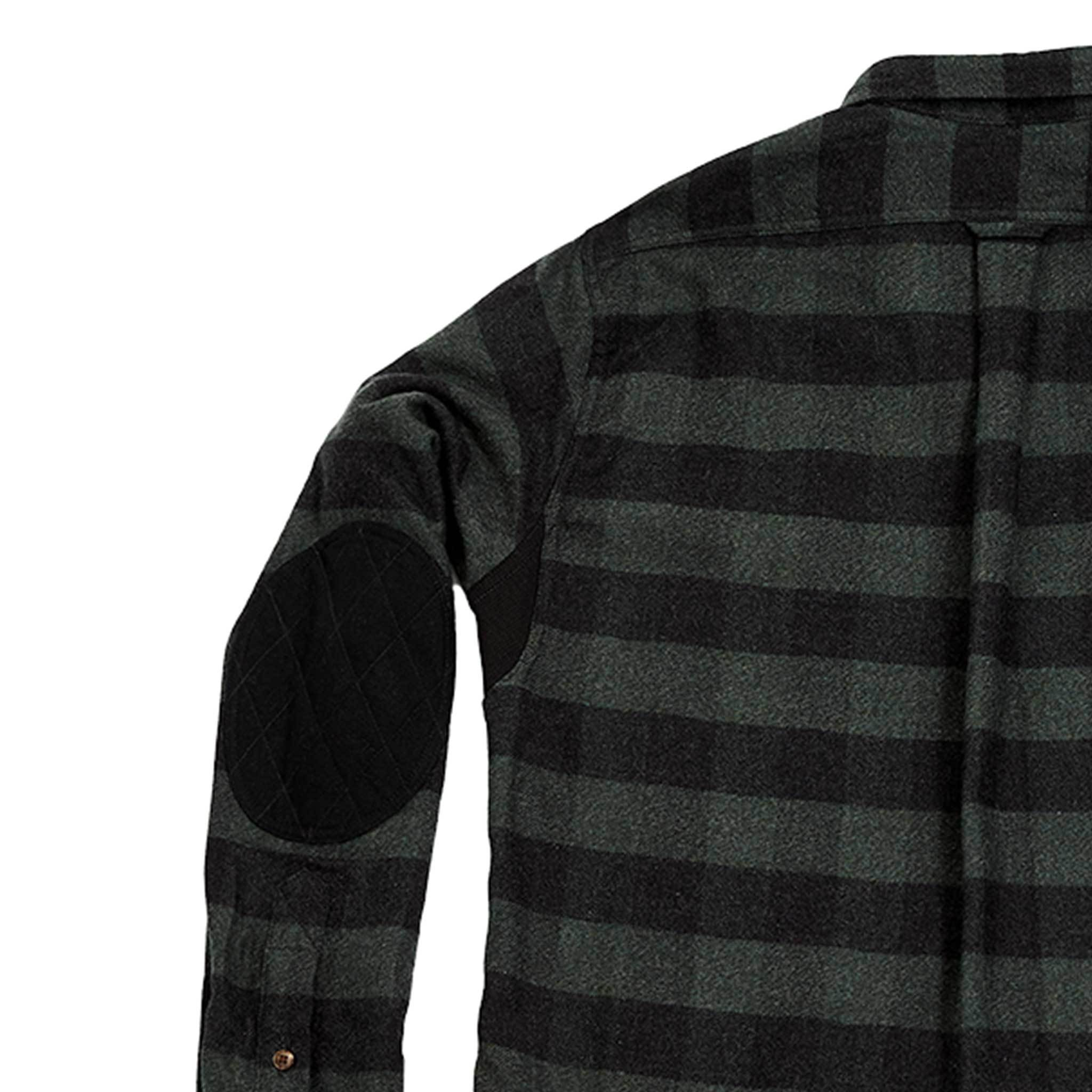 Premium Hunters Shirt, Pine/Quilted Duck