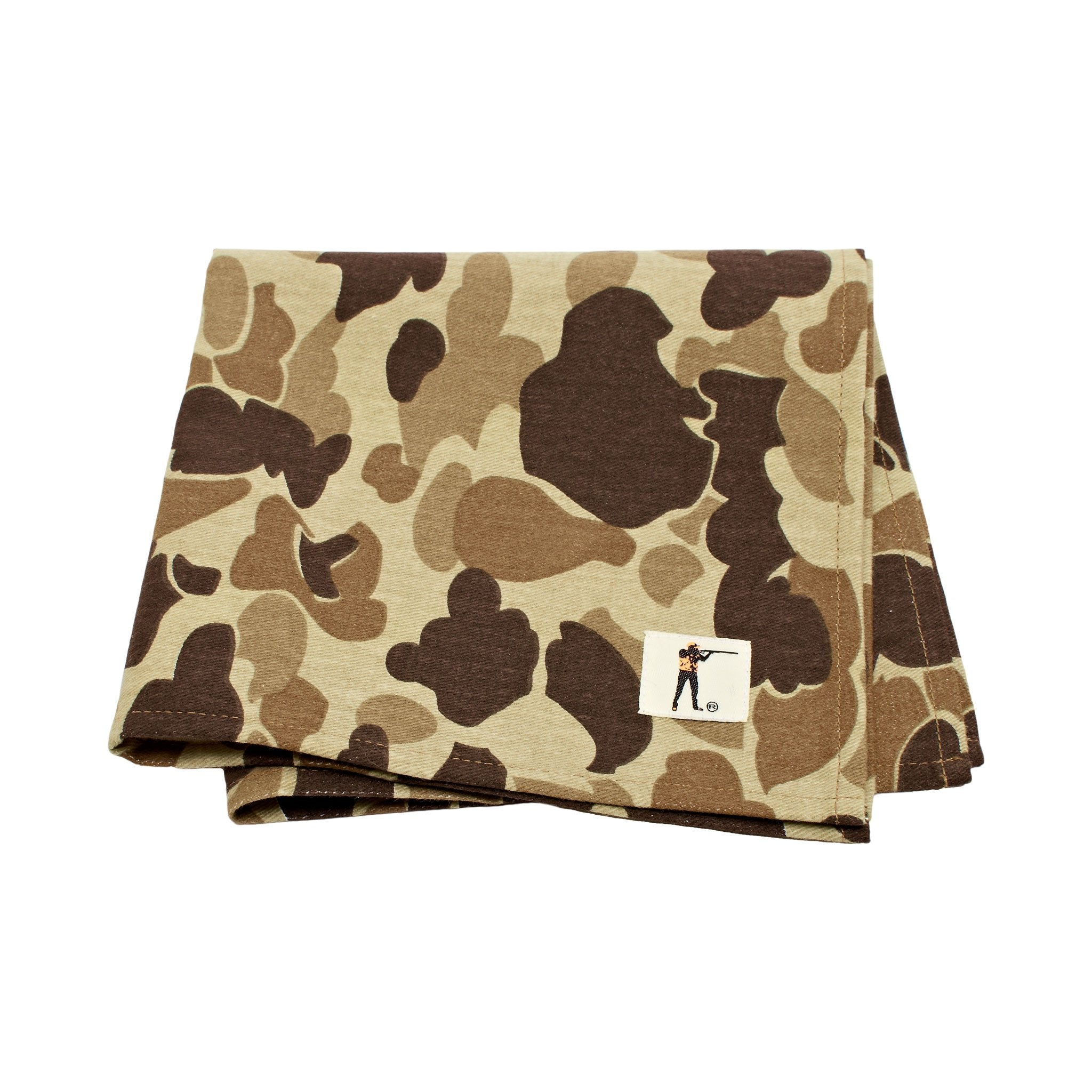 Pocket Square, The Original Camo