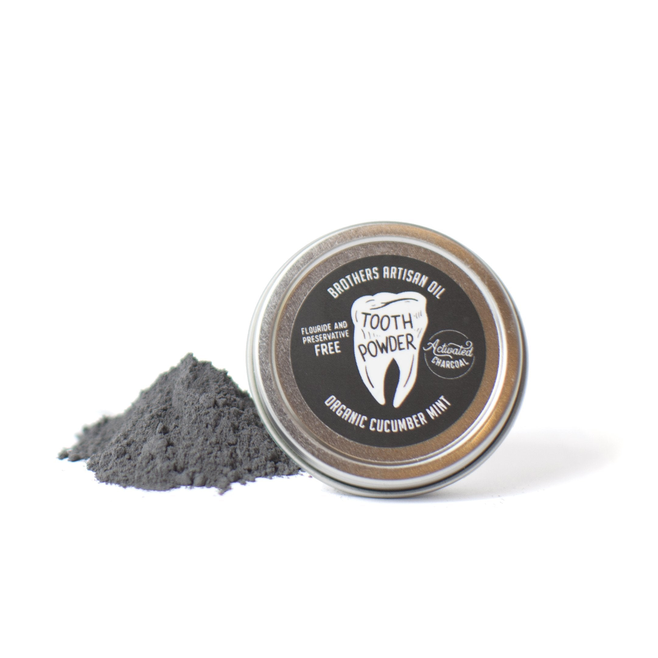 BAO Tooth Powder: Activated Charcoal