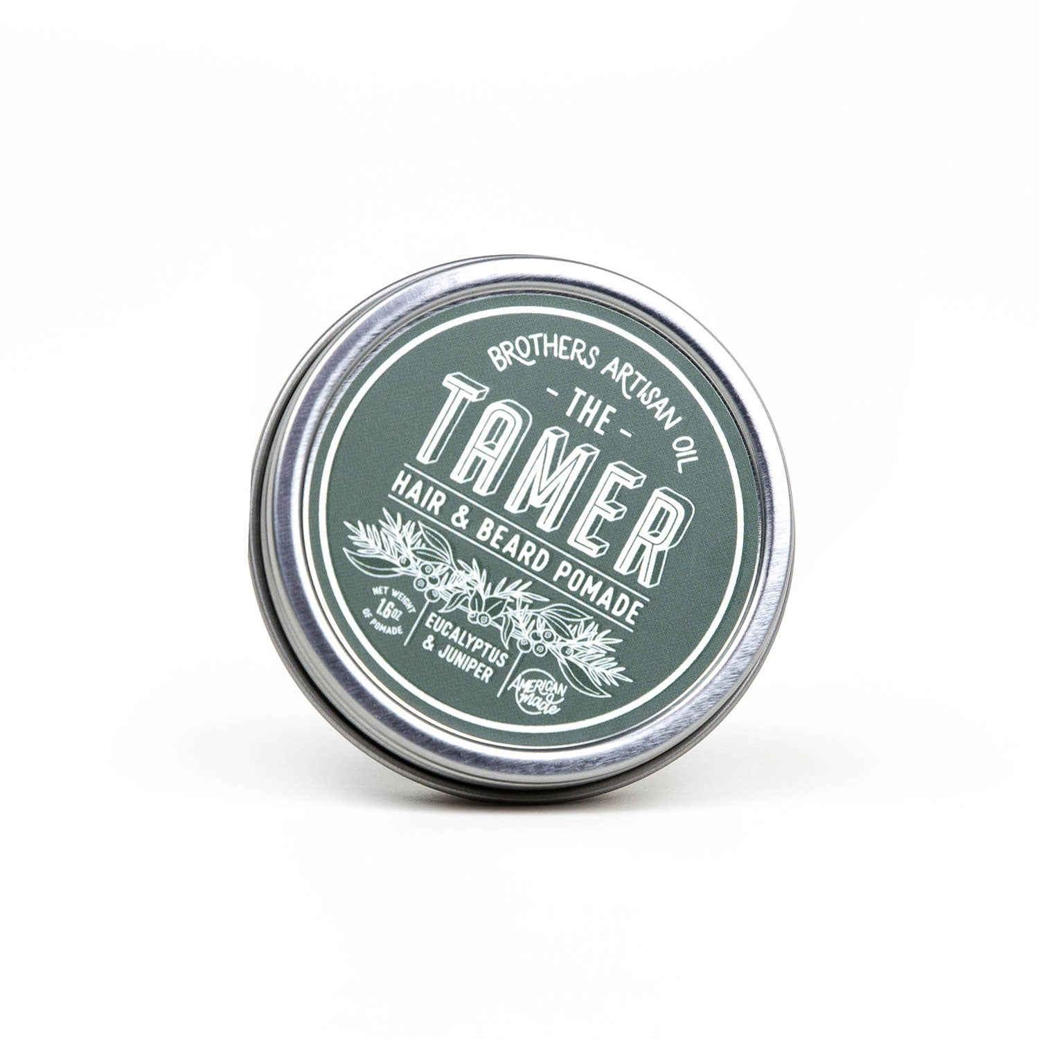 The Tamer: Eucalyptus & Juniper