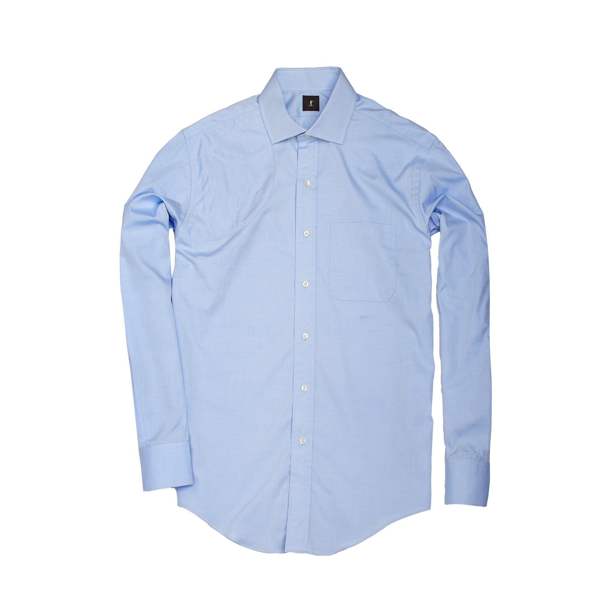 The Hunters Dress Shirt, Blue