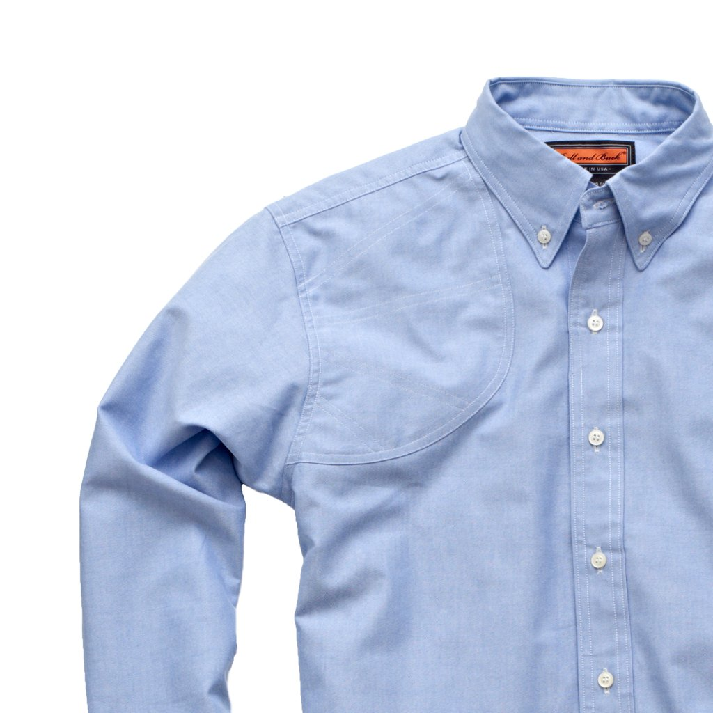 The Hunters Shirt, Blue