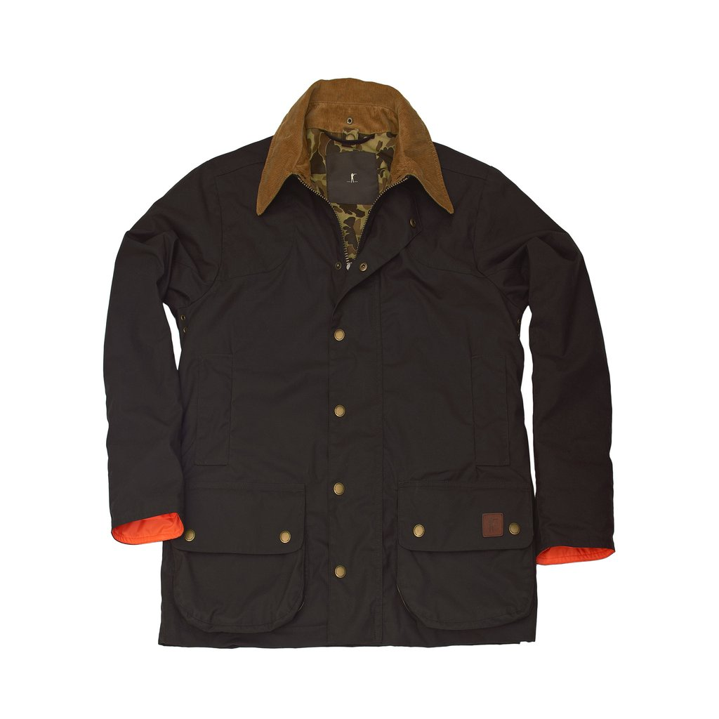 The Upland Jacket 2.0, Chocolate