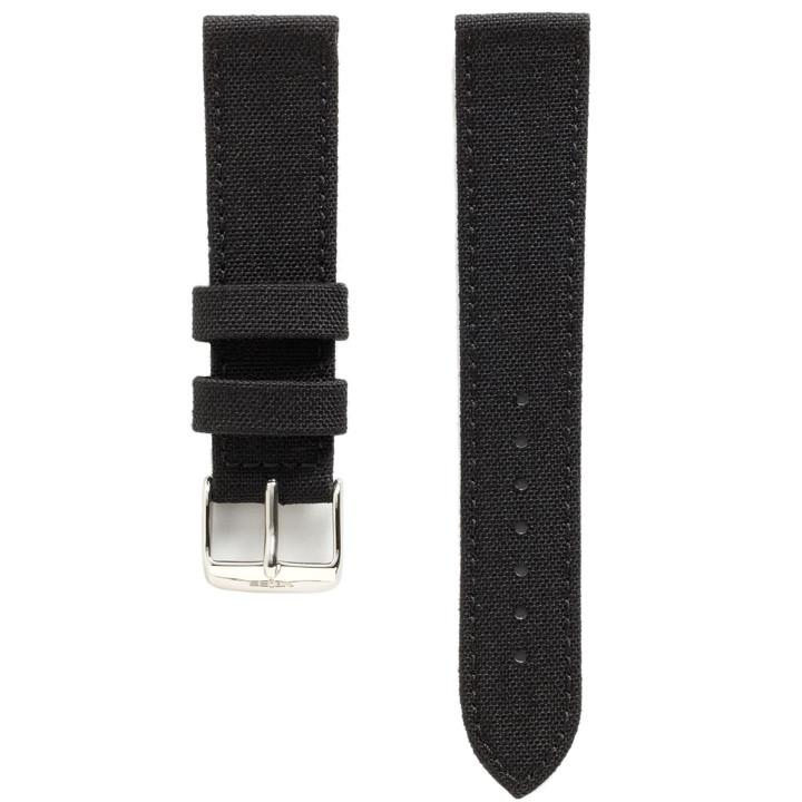 Weiss Black Cordura Canvas Strap