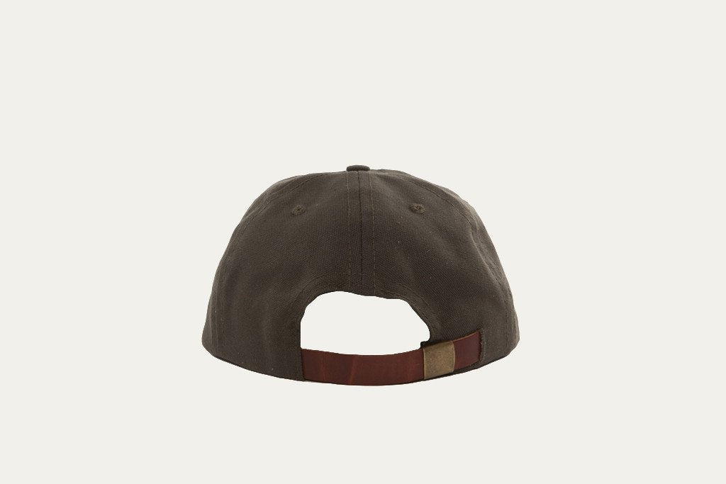 Bradley Mtn 5-Panel Hat -Drab