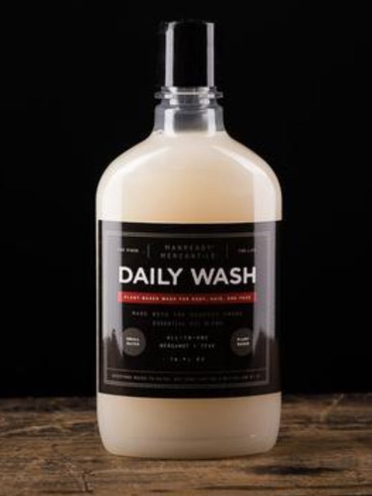 Manready Daily Wash