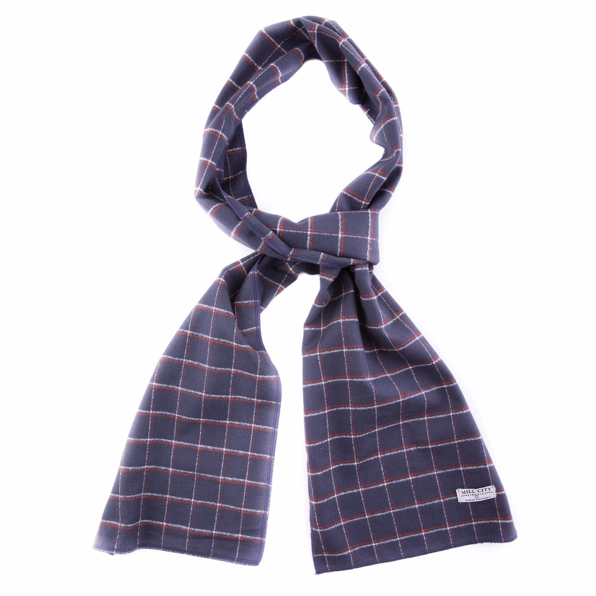 Mill City Fineries Ambassador Plaid Flannel Scarf
