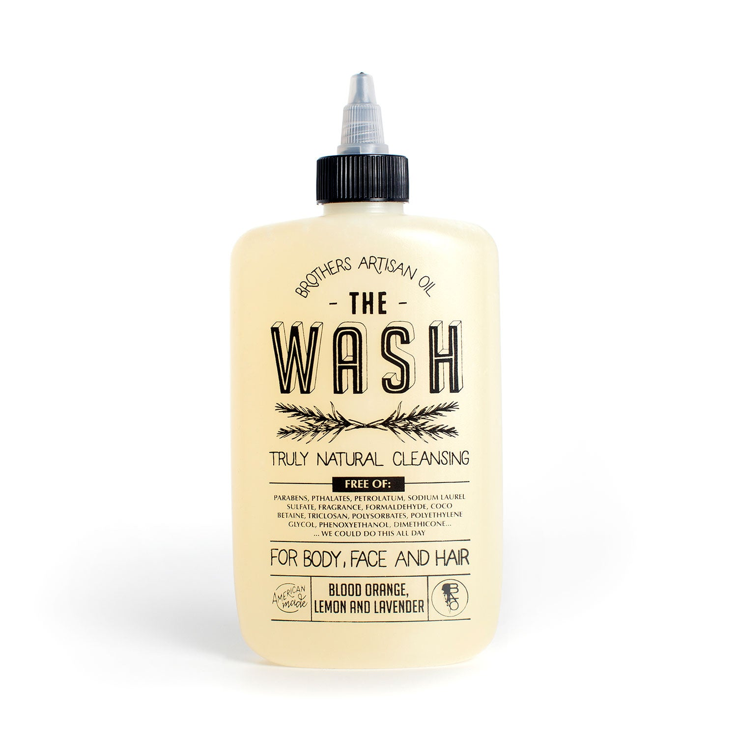 The Wash: Blood Orange, Lemon & Lavender