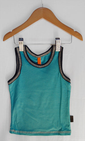 Boys Tank/Undershirt (Blue)
