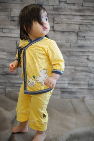 Ninja Outfit (ChiChi Yellow)