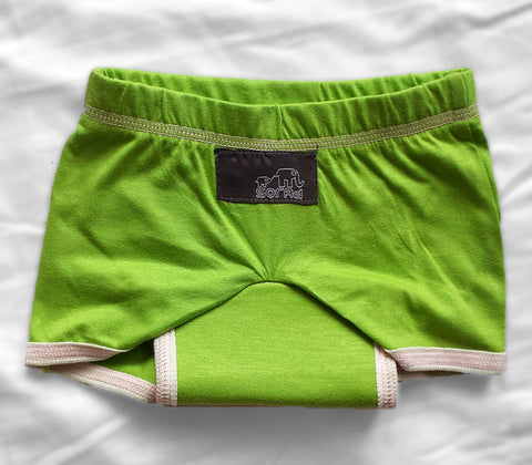 Girls Training Pants (Green)