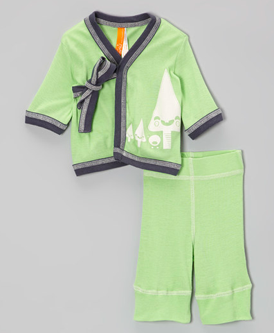 Ninja Outfit (Avocado Green)