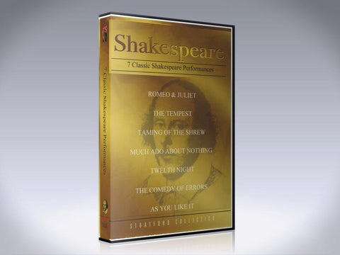 Shakespears: Seven Classic Stratford Productions