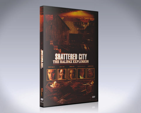 Shattered city