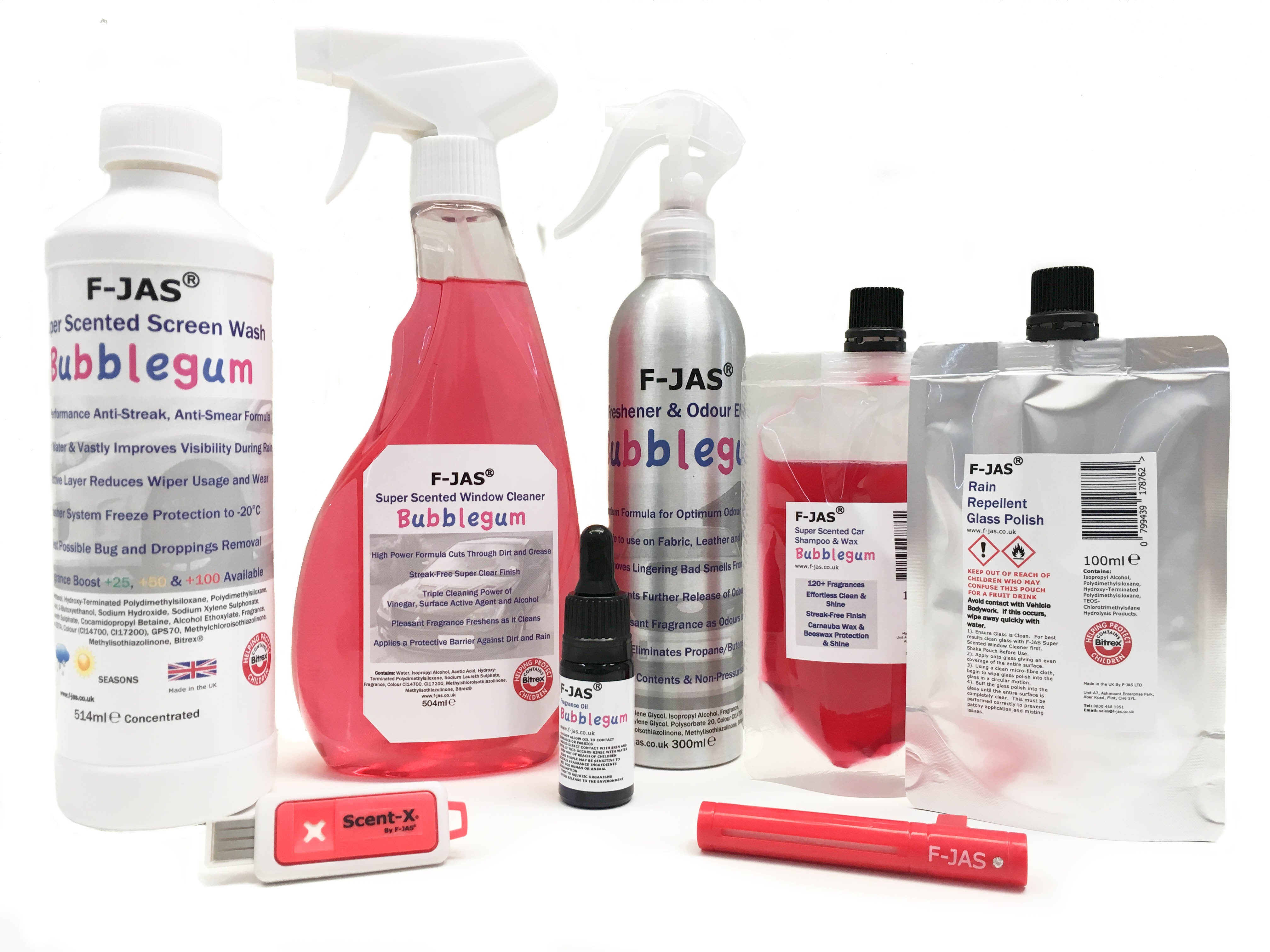 Deluxe Car Care Gift Pack