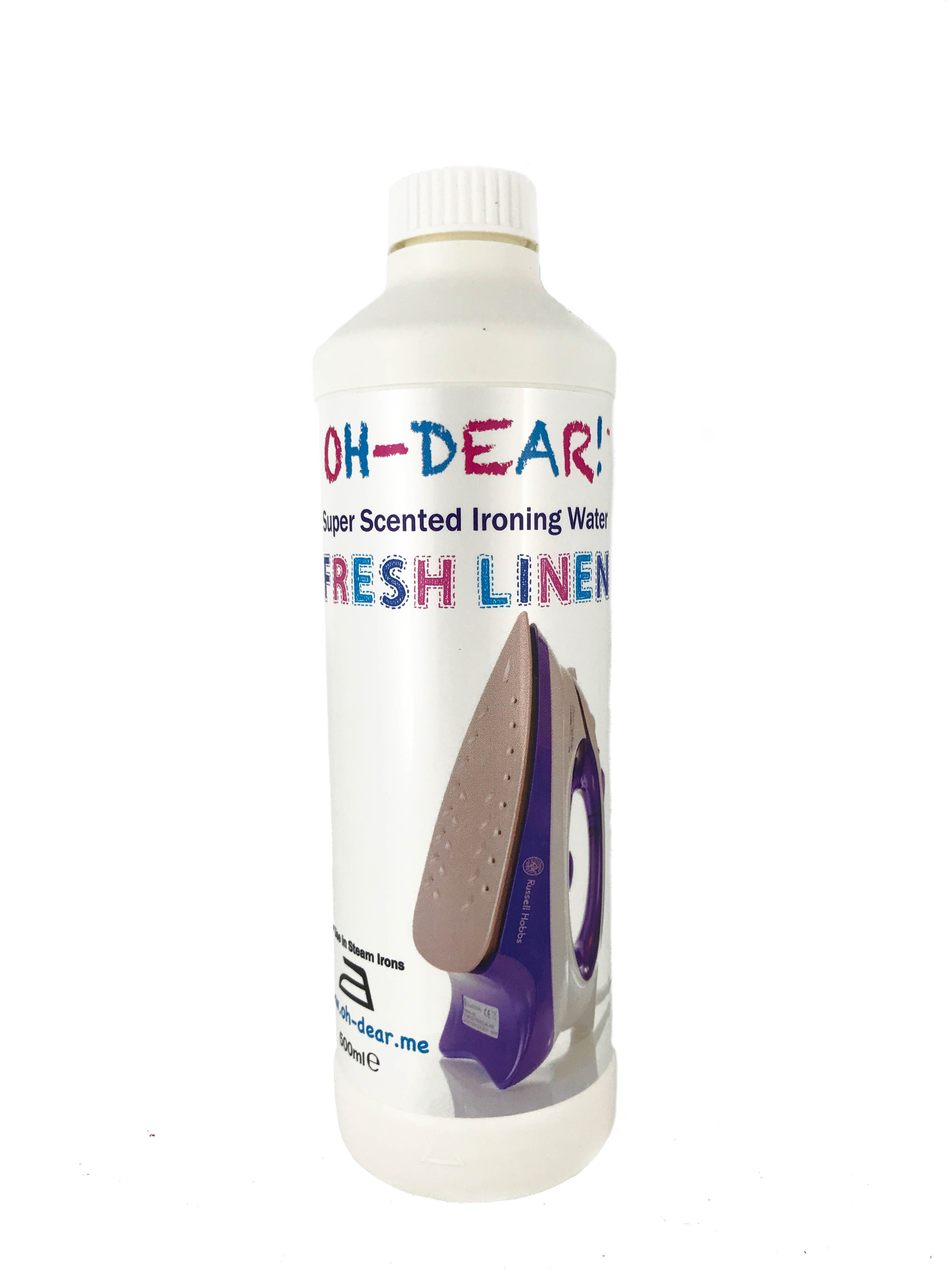 OH-DEAR! Super Scented Ironing Water 500ml