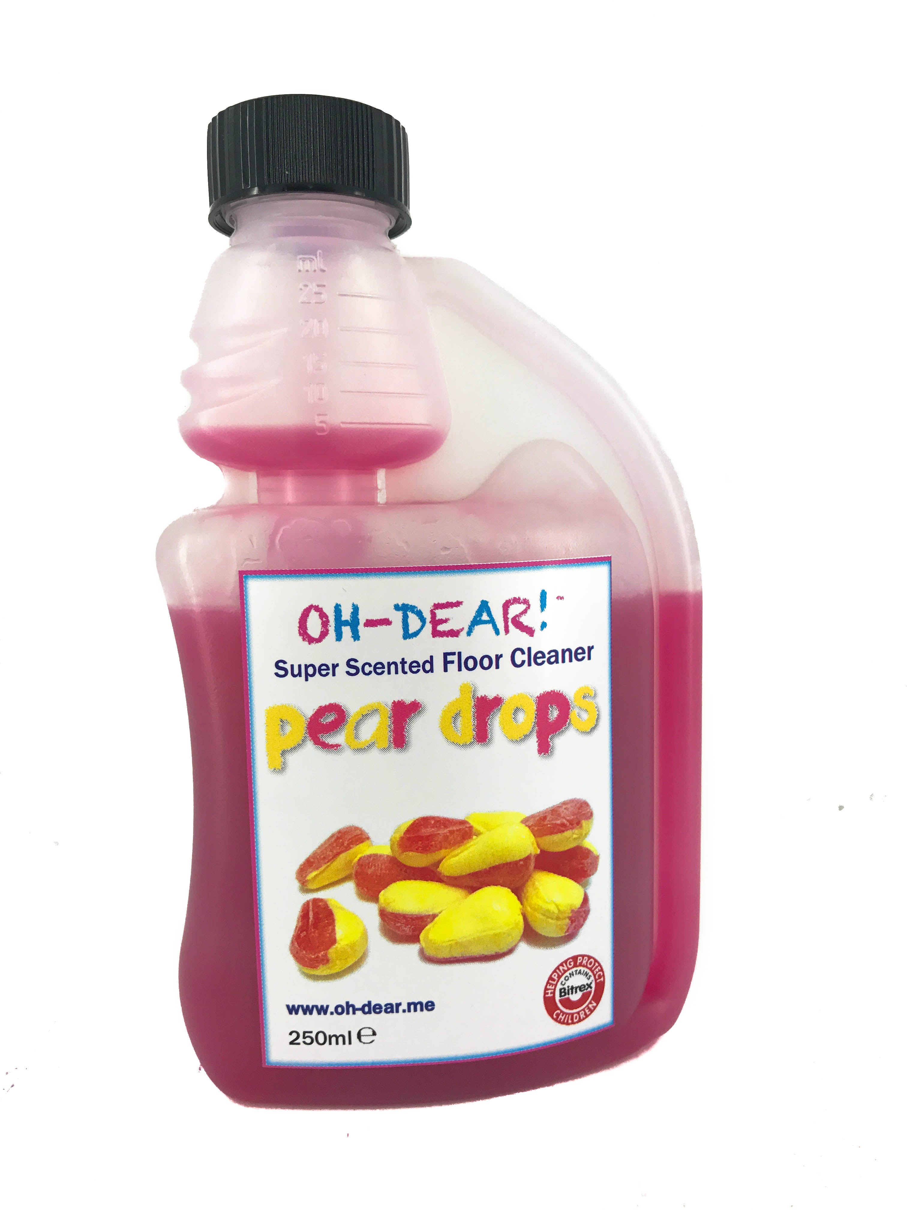 OH-DEAR! Super Scented Floor Cleaner 250ml Concentrated