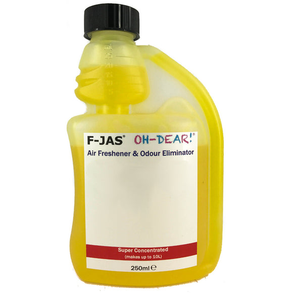 Air Freshener & Odour Eliminator (250ml Super Concentrated, Banoffee)