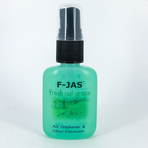 Air Freshener & Odour Eliminator (30ml Spray, Fresh Cut Grass)