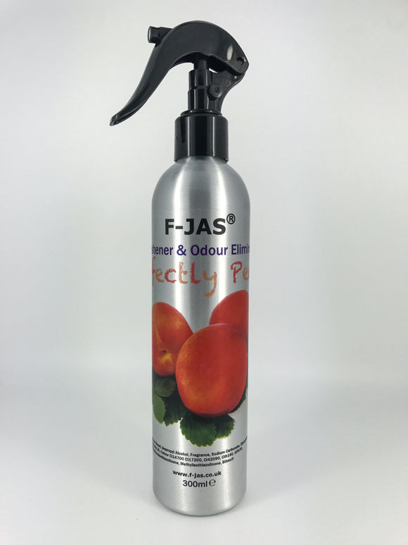Air Freshener & Odour Eliminator (300ml Atomiser, Perfectly Peach)