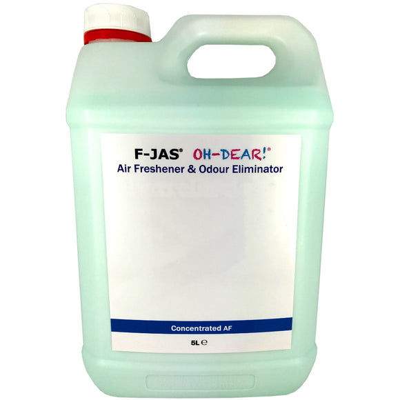 Air Freshener & Odour Eliminator (5L Concentrated, Toffee Candy Floss)