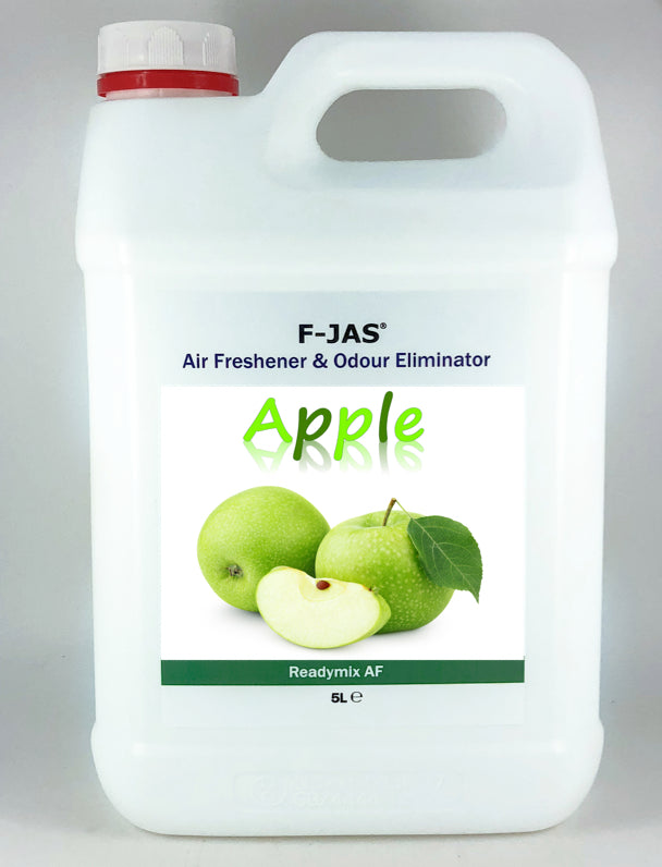 Air Freshener & Odour Eliminator (5L Readymix, Apple)