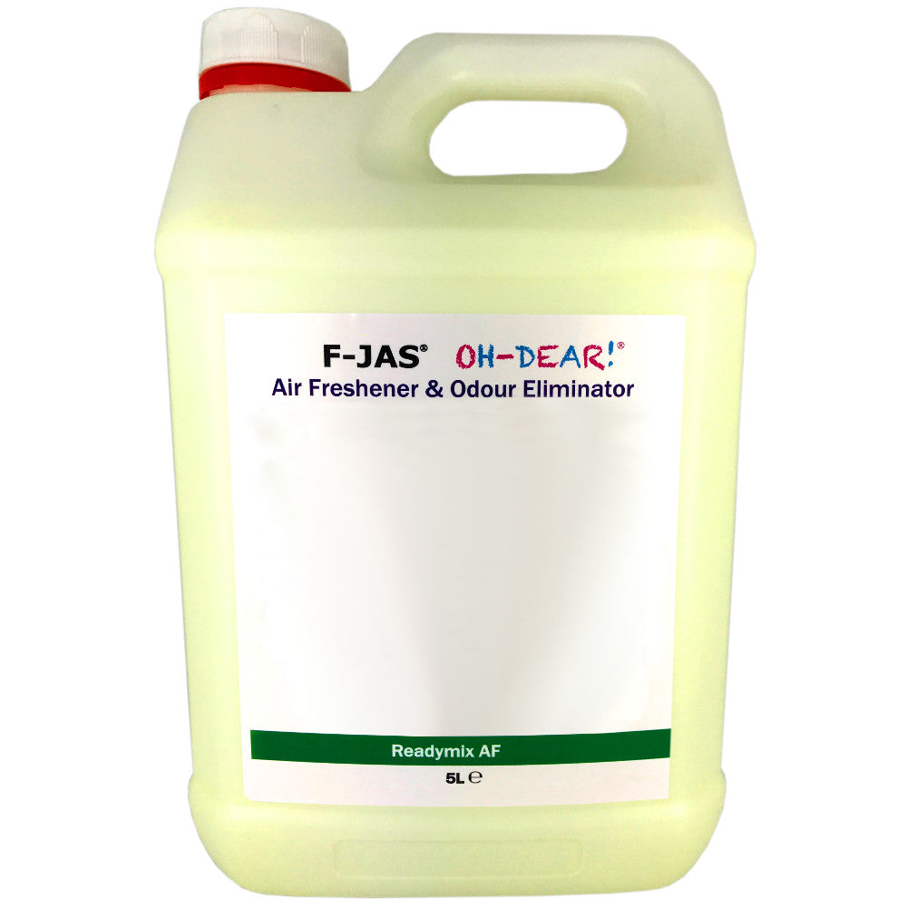 Air Freshener & Odour Eliminator (5L Readymix, Apples & Oranges)