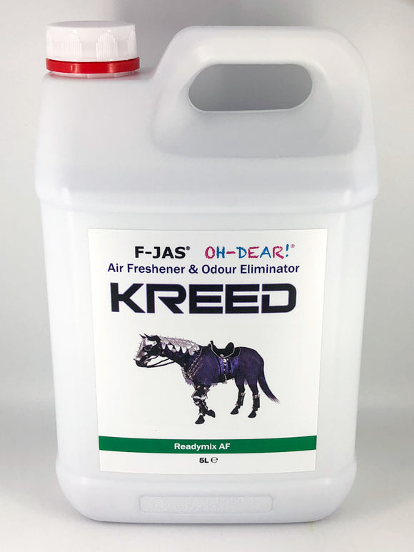 Air Freshener & Odour Eliminator (5L Readymix, Kreed)