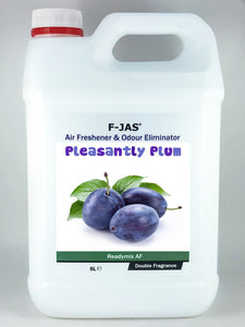 Air Freshener & Odour Eliminator (5L Readymix, Double Strength, Pleasantly Plum)