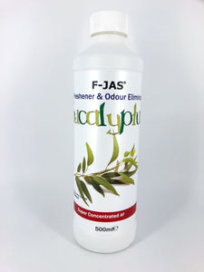 Air Freshener & Odour Eliminator (500ml Super Concentrated, Eucalyptus)