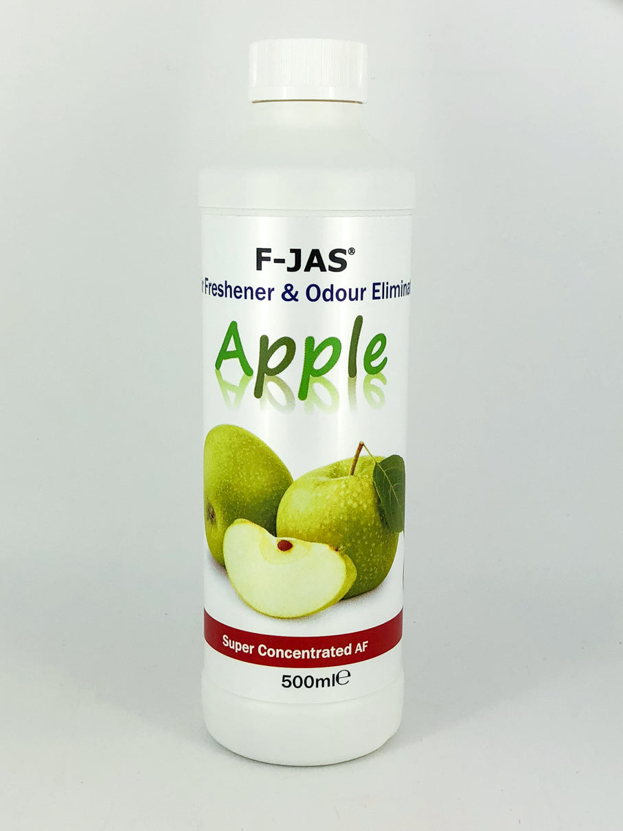 Air Freshener & Odour Eliminator (500ml Super Concentrated, Apple)
