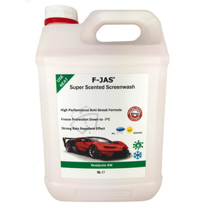 Super Scented Screenwash (5L Readymix, New Car Type B)