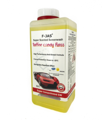 Scented Screen Wash 1L Super Concentrated
