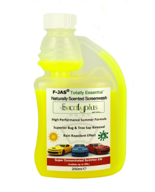 Naturally Scented 250ml Super Concentrated (Summer)