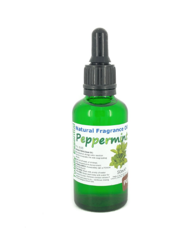 Essential Oil 50ml Dropper