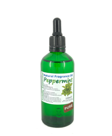 Essential Oil 100ml Dropper