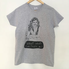 """What Would Tami Taylor Do?"" T-shirt"