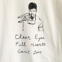 "Coach Taylor ""Clear Eyes, Full Hearts, Can't Lose"" T-shirt"