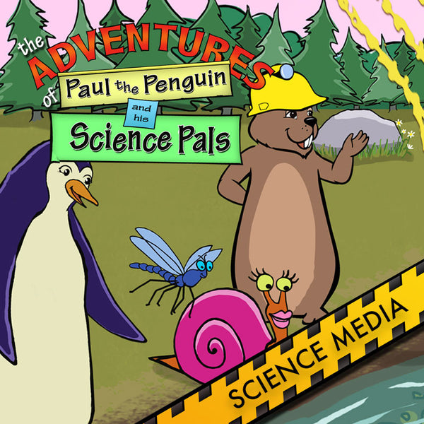 The Adventures of Paul the Penguin