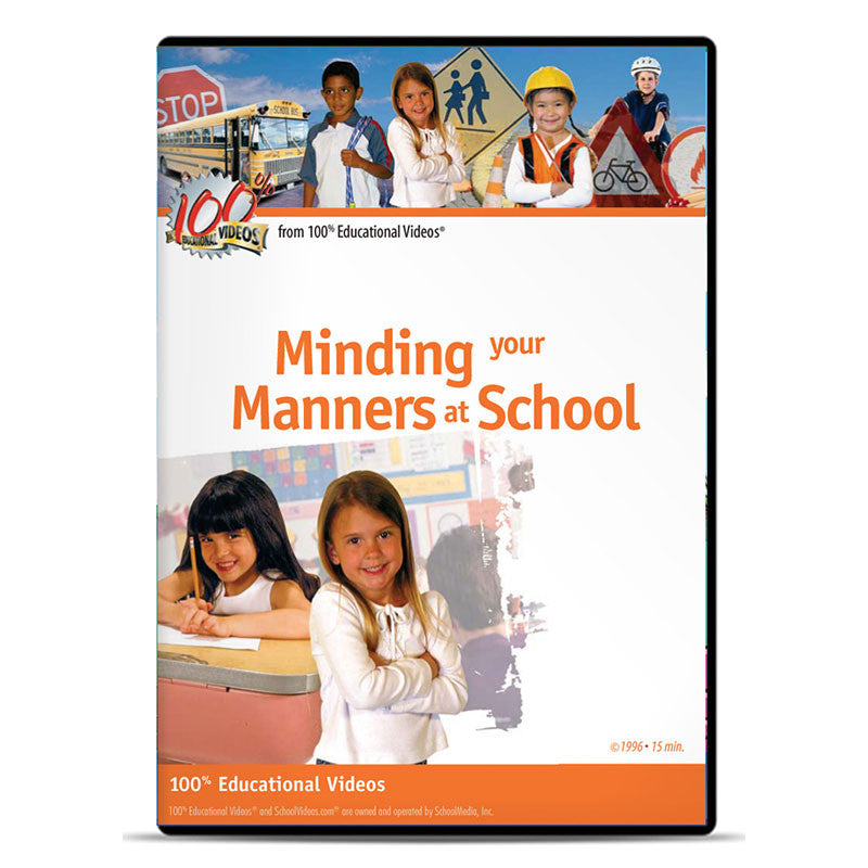 Minding your Manners at School