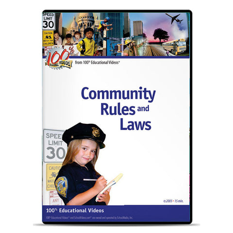 Community Rules and Laws