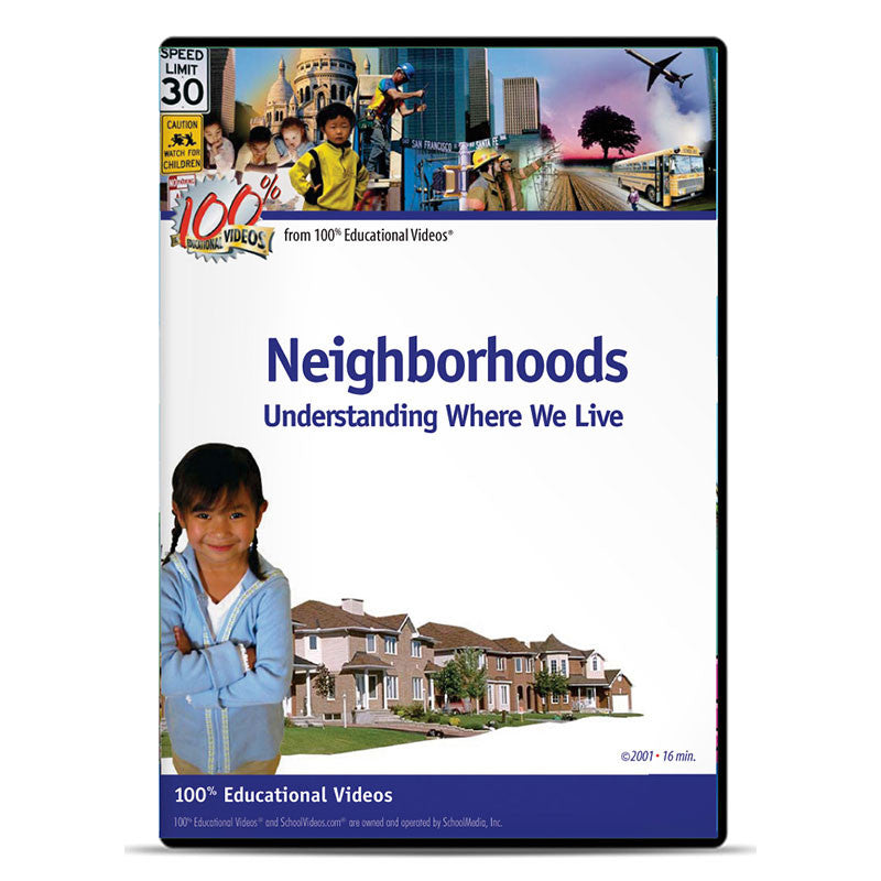 Neighborhoods: Understanding Where We Live