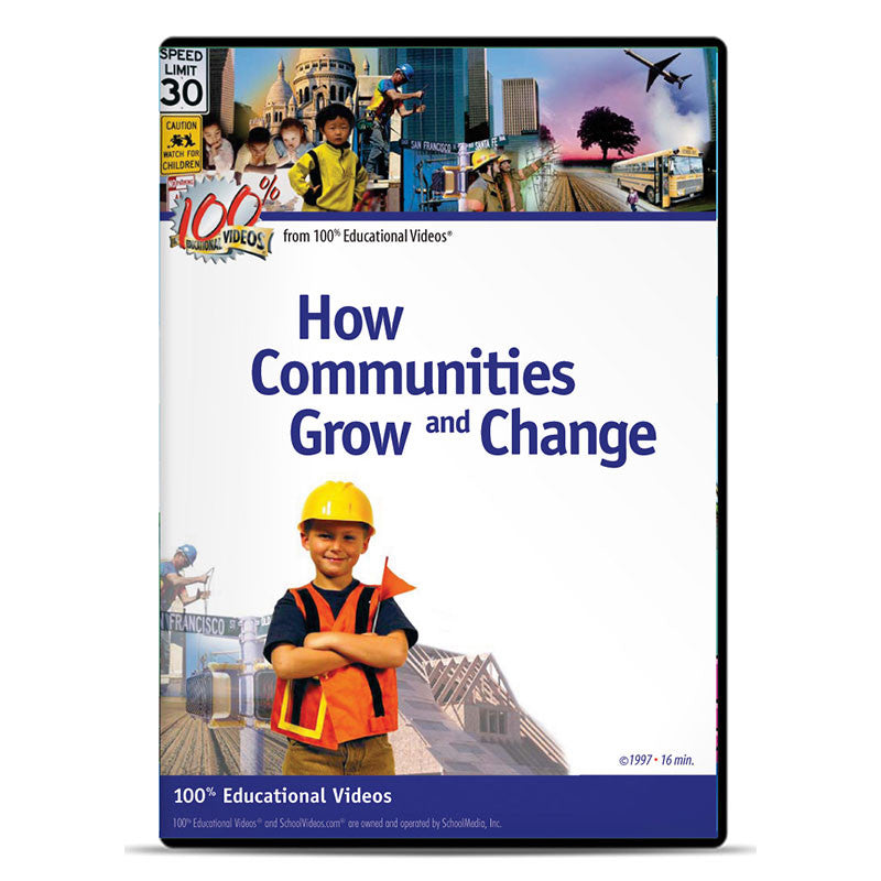 How Communities Grow and Change