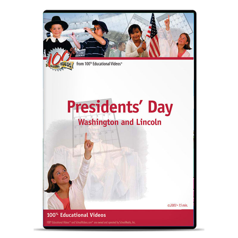 Presidents Day: Washington and Lincoln