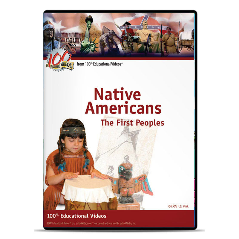 Native Americans: The First Peoples